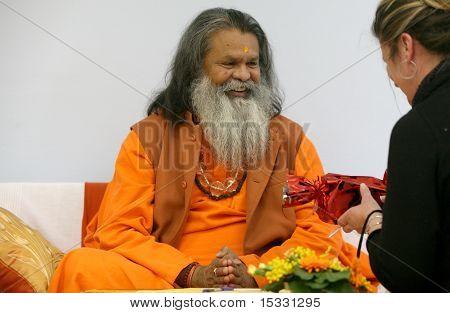 Paramhans svami Mahasvarananda