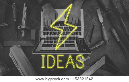Ambition Business Success Planning Concept