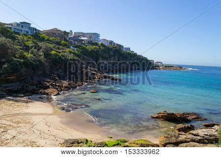 Bondi to Coogee walk is 6 km long located in Sydneys eastern suburbs