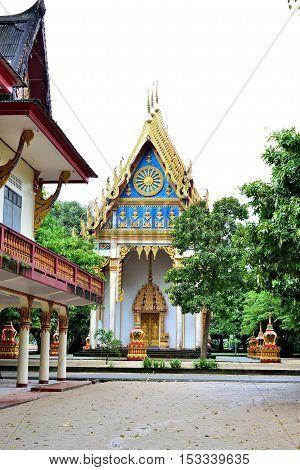Wat Tham Suwan Khuha, Phang-Nga province, Thailand