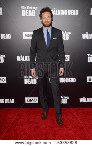 LOS ANGELES - OCT 23:  Ross Marquand at the AMC's Special Edition of