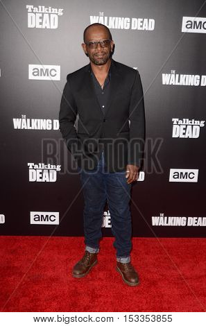 LOS ANGELES - OCT 23:  Lennie James at the AMC's Special Edition of