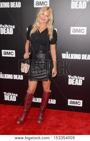 LOS ANGELES - OCT 23:  Jennifer Akerman at the AMC's Special Edition of