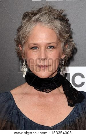 LOS ANGELES - OCT 23:  Melissa McBride at the AMC's Special Edition of