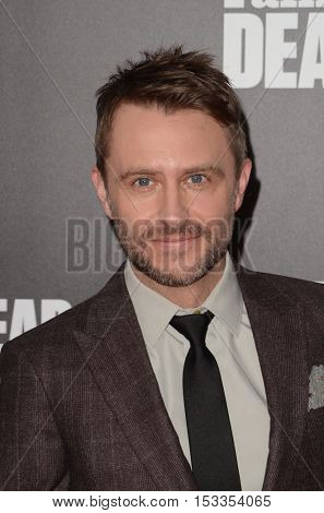 LOS ANGELES - OCT 23:  Chris Hardwick at the AMC's Special Edition of