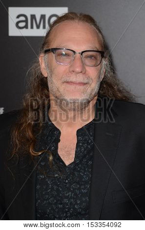 LOS ANGELES - OCT 23:  Gregory Nicotero at the AMC's Special Edition of