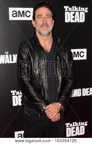 LOS ANGELES - OCT 23:  Jeffrey Dean Morgan at the AMC's Special Edition of