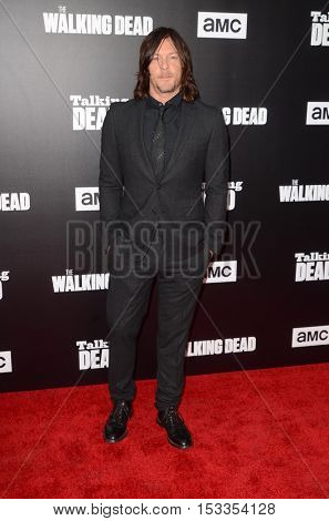 LOS ANGELES - OCT 23:  Norman Reedus at the AMC's Special Edition of