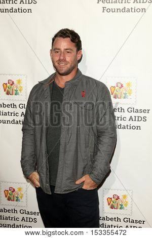 LOS ANGELES - OCT 23:  Jake Glaser at the Elizabeth Glaser Pediatric AIDS Foundation A Time For Heroes Event at Smashbox Studios on October 23, 2016 in Culver City, CA