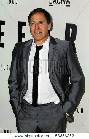 LOS ANGELES - OCT 24:  David O. Russell at the Screening Of National Geographic Channel's