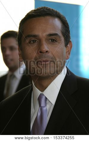 Antonio Villaraigosa at the 2005 BET Awards held at the Kodak Theater in Hollywood, USA on June 28, 2005.