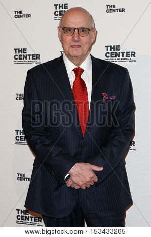 NEW YORK-APR 2: Actor Jeffrey Tambor attends attends the 2015 Center Dinner at Cipriani Wall Street on April 2, 2015 in New York City,