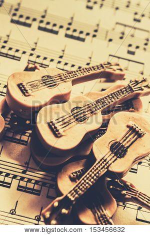 Retro Folk And Blues