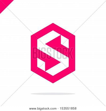 Business Corporate Letter S Logo Design Vector. Colorful Letter S Logo Vector Template. Letter S Log