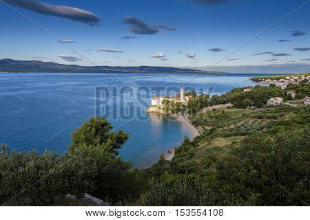 Old Dominican Monastery, Bol, Island Of Brac, Croatia