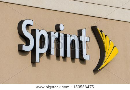 Sprint Exterior And Logo