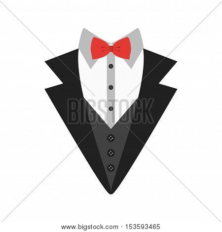 Man, suit, birthday icon vector image. Can also be used for birthday. Suitable for mobile apps, web apps and print media.