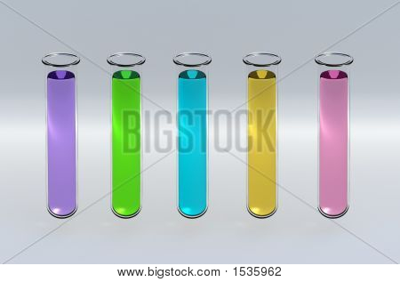 Colorful Testtubes_Bigstockphoto