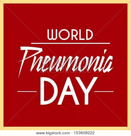 Pneumonia Day_26_oct_16