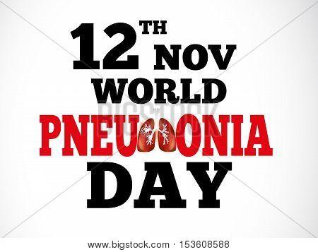 Pneumonia Day_26_oct_21