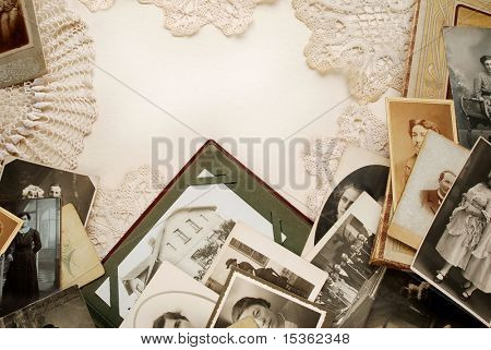 Ancient family memories