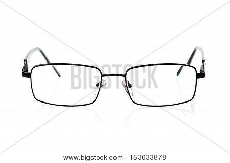 Black Style Eyeglasses