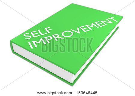 Self Improvement Literature Concept
