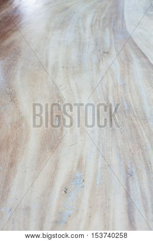 Perspective closeup wooden table surface, stock photo