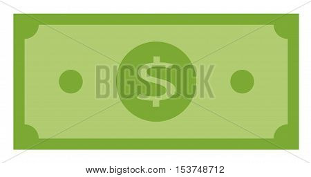 Dollar paper business finance money concept and dollar stack of bundles.