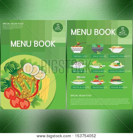 This design specifically for food and beverage menu list