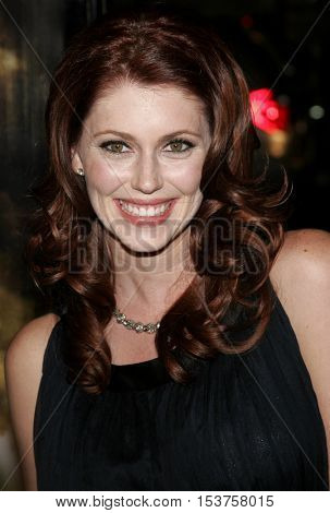 Diora Baird at the Los Angeles premiere of 'The Texas Chainsaw Massacre: The Beginning' held at the Grauman's Chinese Theater in Hollywood, USA on October 5, 2006.