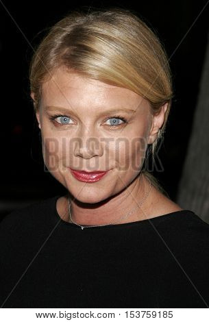 Peta Wilson at the Los Angeles premiere of 'The Queen' held at the Academy of Motion Picture Arts and Sciences in Beverly Hills, USA on October 3, 2006.