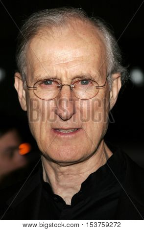 James Cromwell at the Los Angeles premiere of 'The Queen' held at the Academy of Motion Picture Arts and Sciences in Beverly Hills, USA on October 3, 2006.