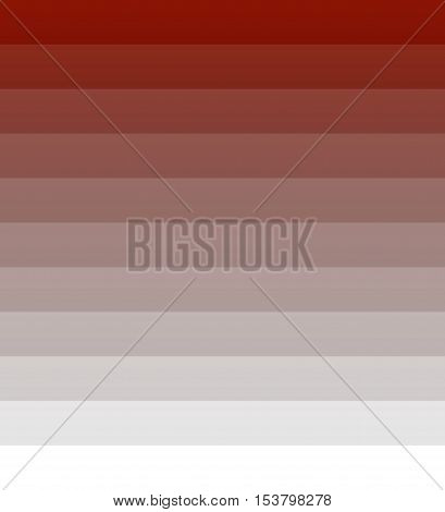 Stripe background with soft color transition Red