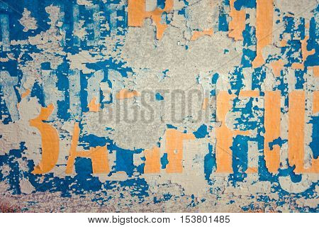 Old wood texture for web background. Words