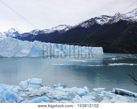 Perito Moreno Glacier - El Cafalate, Argentina