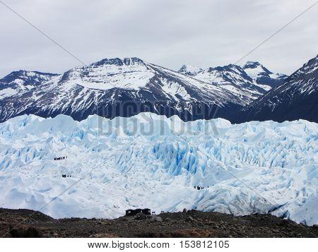 Perito Moreno Glacier Trekking - El Cafalate, Argentina