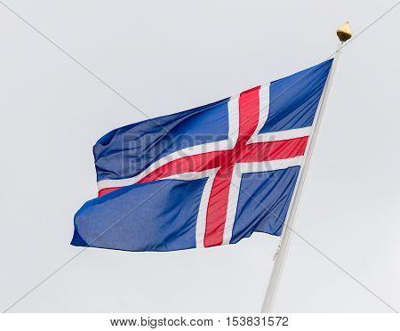 Iceland Flag - Flag Of Iceland