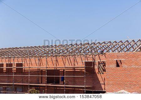 Construction Building Halfway