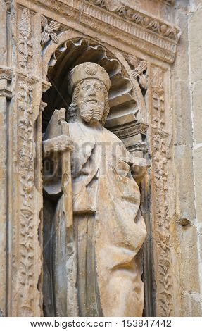 Saint James The Greater At The Saint Thomas Church Of Haro, La Rioja
