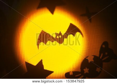 Halloween Bat Party Trick Or Treat