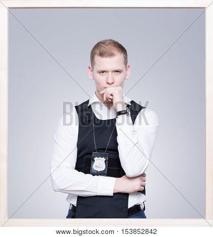Steady Police Office