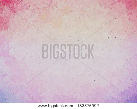 Pink pastel gradient background texture illustration design