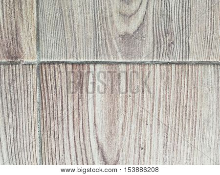 Wooden background devise by line for add title and detail