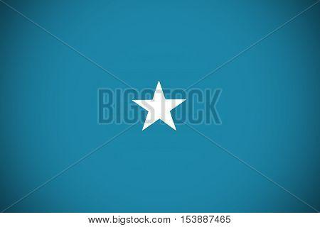 Somalia flag ,Somalia national flag illustration symbol.