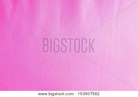 Fabric Texture Close Up of Pink Fabric Texture Pattern Background.