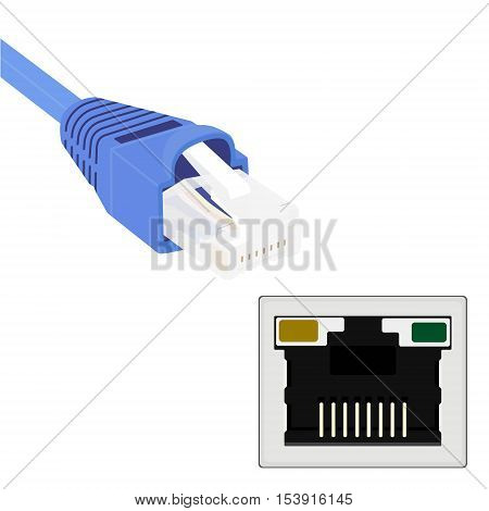Ethernet Cable, Port