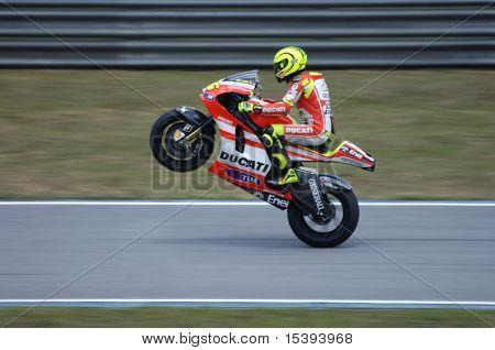 2011 MOTOGP WINTER TESTING: VALENTINO ROSSI