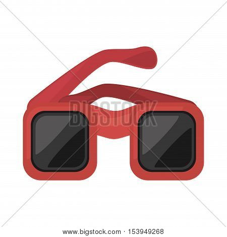 sunglasses accesory isolated icon vector illustration design