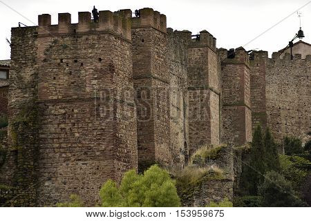 Castle of the Mendoza family in Buitrado of Lozoya, Islamic style (s. XIII and XIV) In the fifteenth century is reformed for habitation by the 1st Marquess of Santillana,